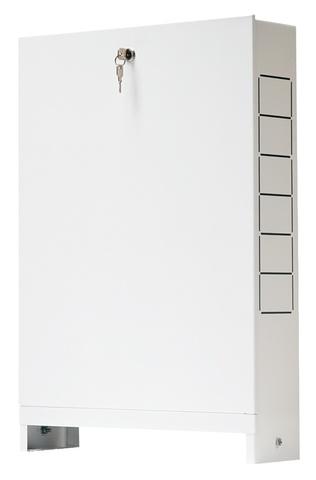 Stout ШРН-2 6-7 выходов шкаф коллекторный наружный (SCC-0001-000067)