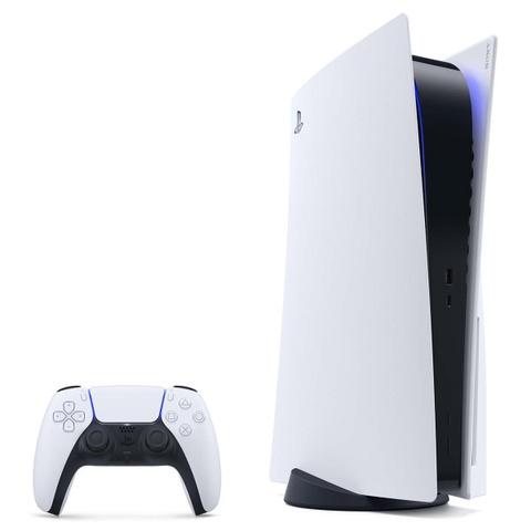 Игровая приставка Sony PlayStation 5 (c приводом)