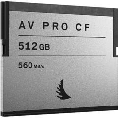 Карта памяти Angelbird 512GB AV Pro CF CFast 2.0 560MB/s