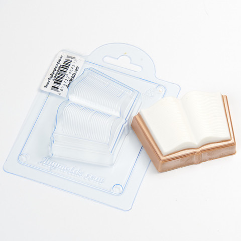 Книга Развернутая форма пластиковая