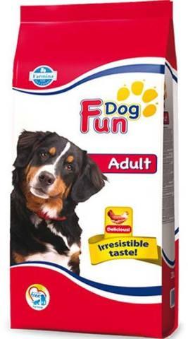 10 кг. FARMINA FUN DOG Сухой корм для взрослых собак Adult