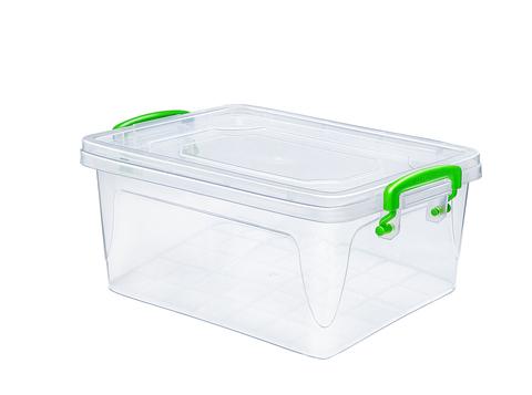 Контейнер для хранения Эльфпласт Fresh Box 5 литров с крышкой 30,8х20,5х13,5 см