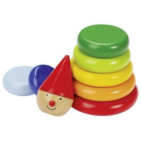 Пирамидка магнитная Клоун