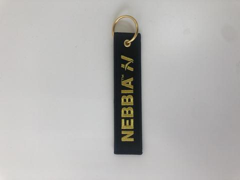 Брелок для ключей Nebbia Black