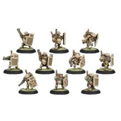Hammerfall High Shield Gun BOX