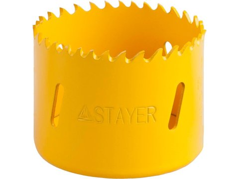 STAYER Procut 57мм, коронка Би-металлическая, универсальная