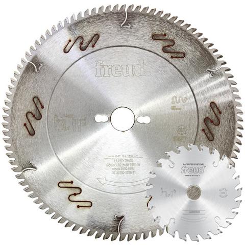 Комплект пильных дисков Freud LU3В 0600 + Freud LI25M31EA3