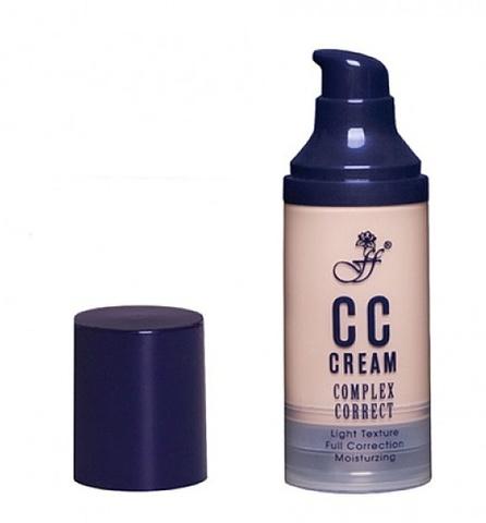 FFleur Крем для лица CC CREAM COMPLEX CORRECT тон 01   CC26