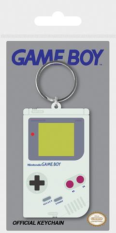 Брелок силиконовый Gameboy