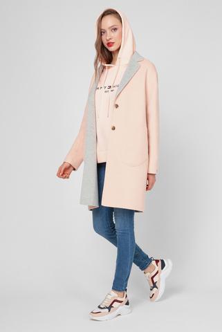 Женское двустороннее шерстяное пальто ALISON REV WOOL BLEND Tommy Hilfiger