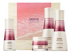 СМ Mervie Набор для лица уходовый Mervie Hydra Skin care 3 set 150мл/130мл/30мл