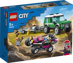 Lego konstruktor City Race Buggy Transporter