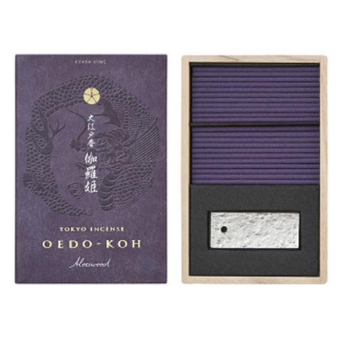 Японские благовония Oedo-Koh Aloeswood