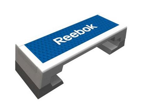 Степ-платформа Reebok step арт. RAEL-11150BL(синий)