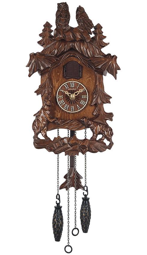 Часы с кукушкой Columbus CQ-080C