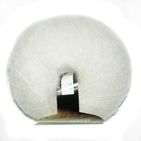 Купить Пряжа BBB Soft Dream Код цвета 0100 белый | Интернет-магазин пряжи «Пряха»
