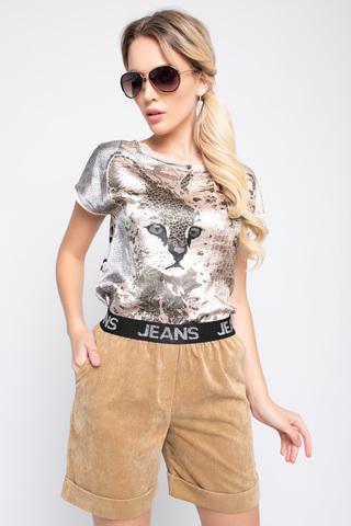 Шорты вельвет (сахара),. <p>Классные модные шорты удобного кроя на резинке!</p>