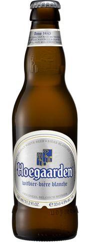 Hoegaarden White / Хугарден Вайт (пивной напиток светлый нефильтрованный)