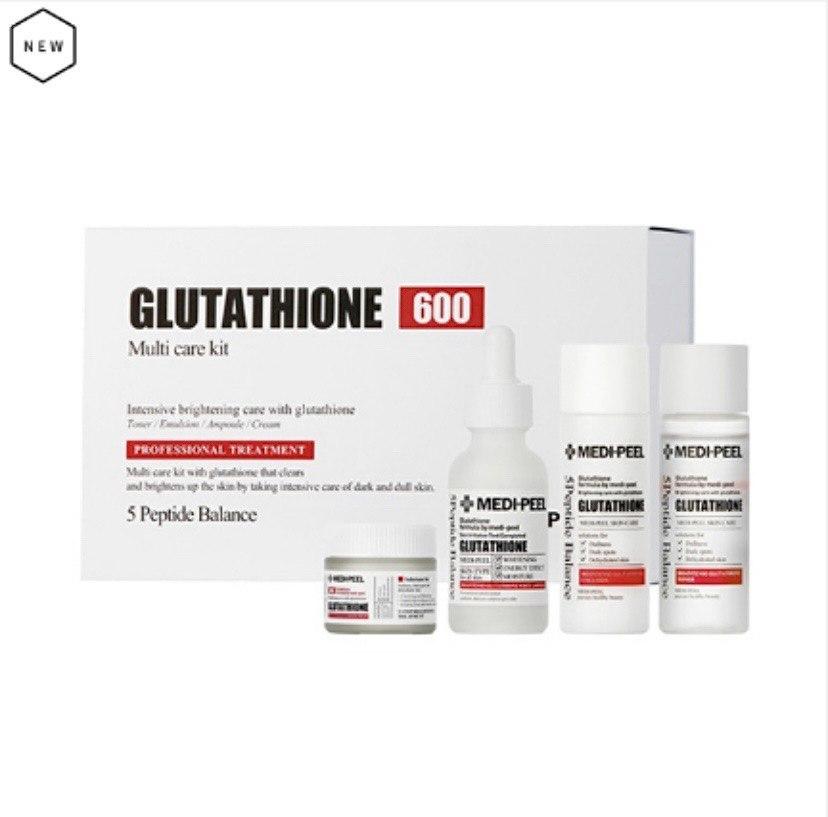 Набор MEDI-PEEL Glutathione 600 Multi Care Kit