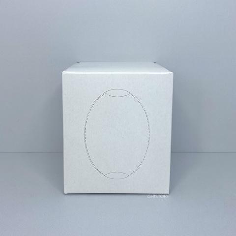 Бумажные салфетки косметические 2сл. Fesko в кубе (80 шт.)