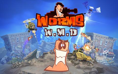 Worms W.M.D (для ПК, цифровой ключ)