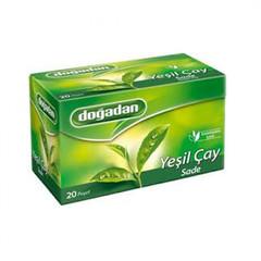 Çay \ Чай \ Tea Doğadan yaşıl çay (20 əd)