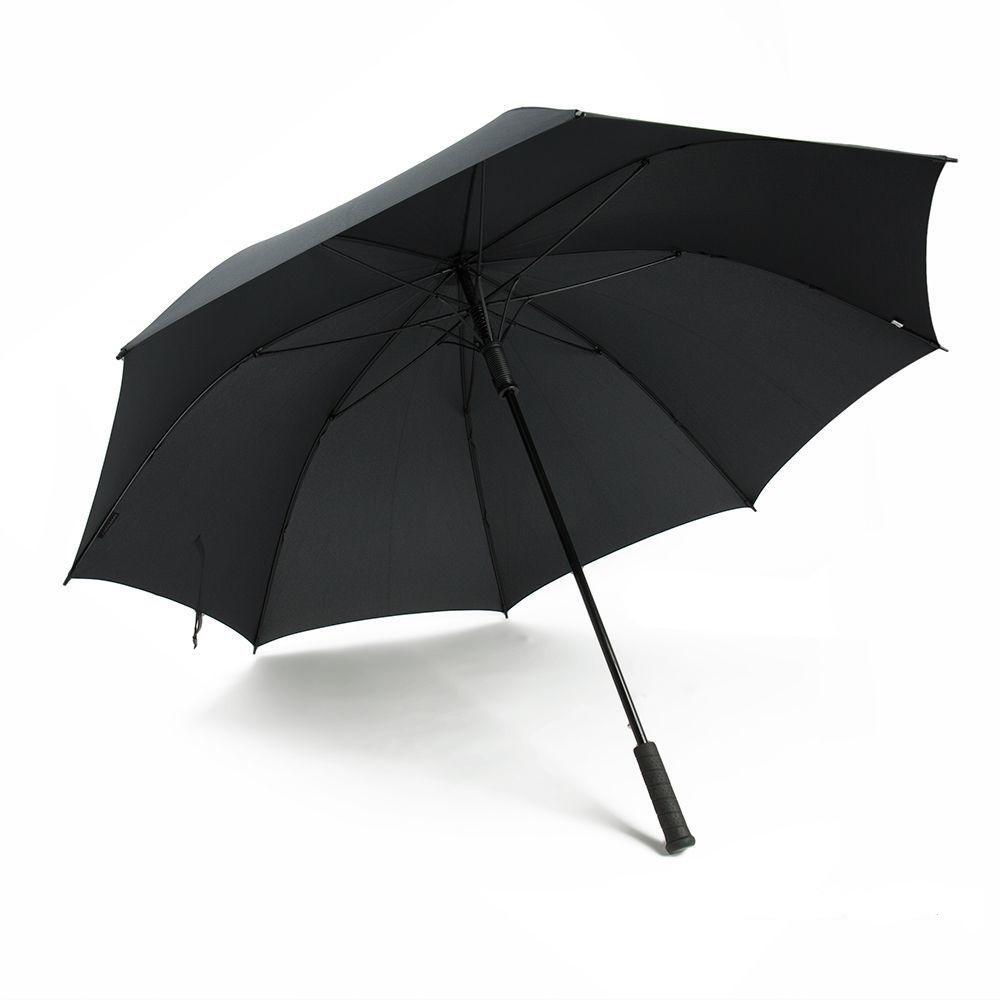 Зонт-трость Jaguar Golf Umbrella Black