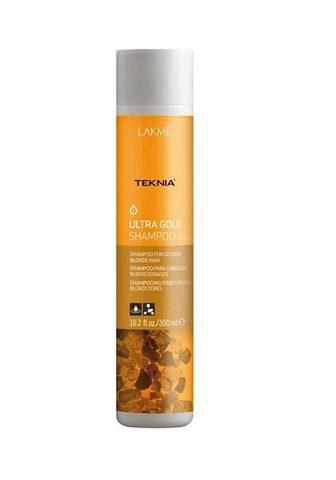 Шампунь Lakme Ultra gold shampoo (300 мл)