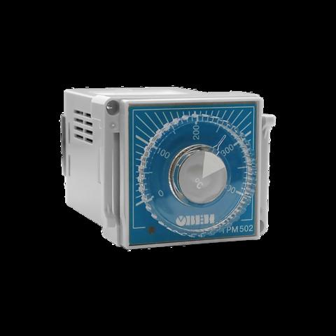 ТРМ502 терморегулятор с заданием уставки ручкой