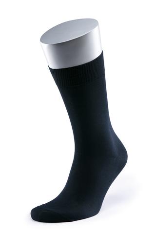 Носки мужские MS 04/0  80 мерс/20 п/а черн., 46-48. КупиРазмер — обувь больших размеров марки Делфино