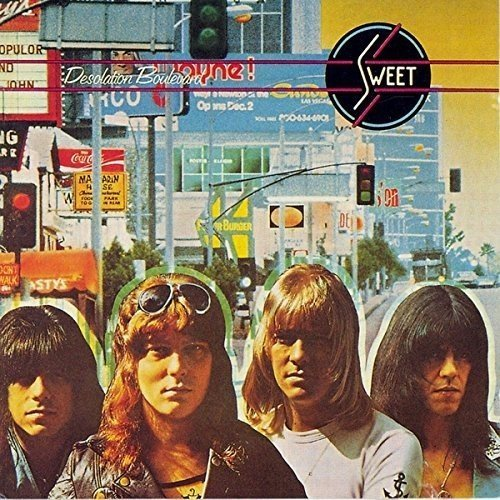 SWEET: Desolation Boulevard (New Extended Version)