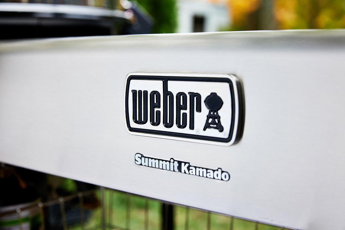 Угольный Гриль Summit® Kamado S6 Grill Center