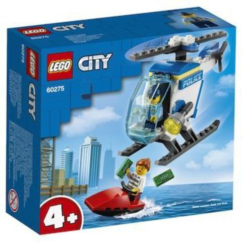Lego konstruktor City Police Helicopter