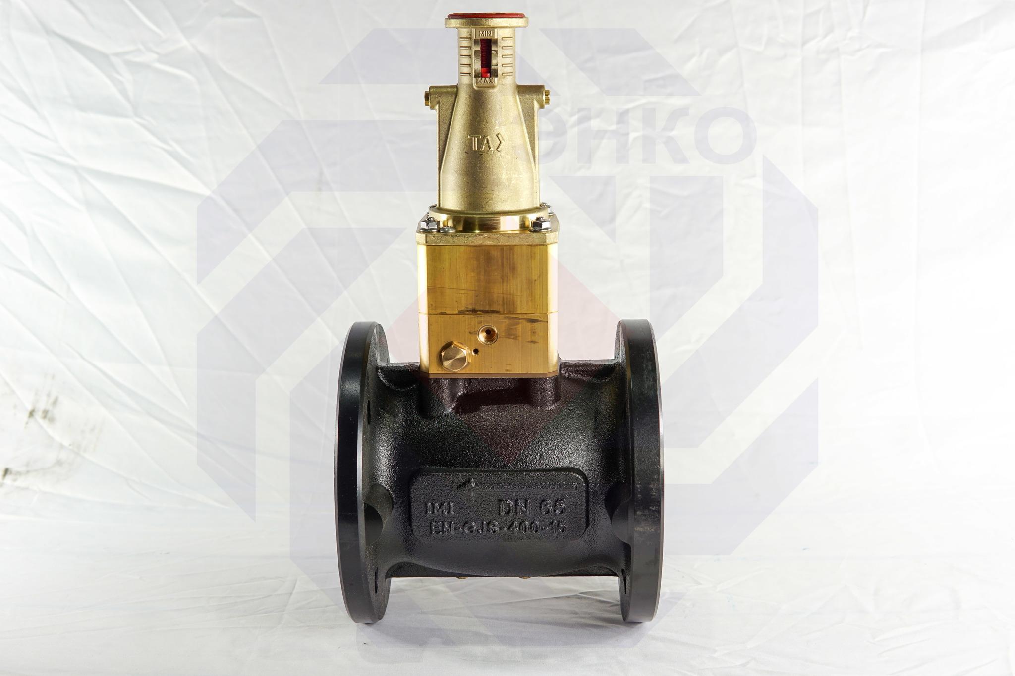 Регулятор перепада давления с изменяемой настройкой IMI TA-PILOT-R DN 65
