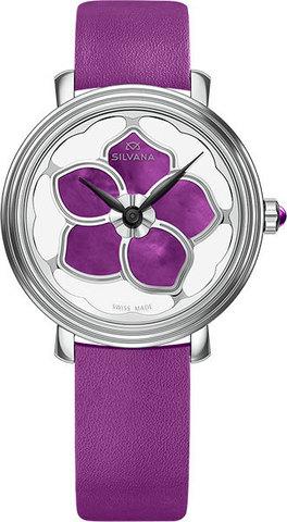 Часы женские Silvana SF36QSS89VVI Flowers
