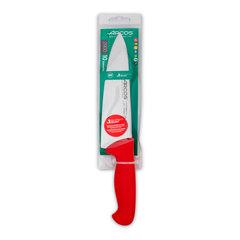 Нож кухонный поварской 20 см, рукоять - красная, серия 2900, 292122, ARCOS, Испания