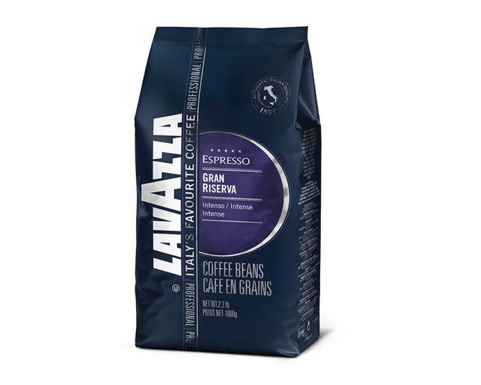 Кофе в зернах LavAzza Gran Riserva, 1 кг (Лавацца)