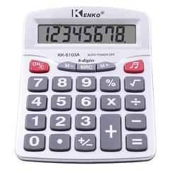 Калькулятор КK-6103A - 8, муз.