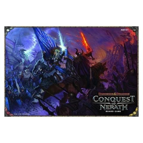 Настольная игра D&D: Conquest of Nerath