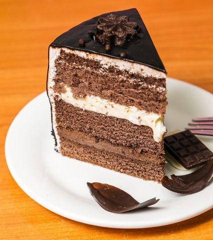 Торт круглый Микро Шоколадка