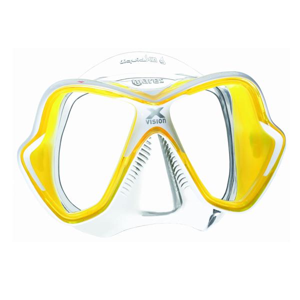 Маска для плавания MARES LIQUIDSKIN X-Vision