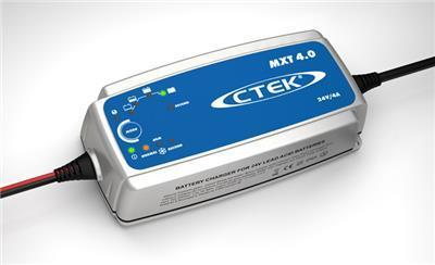 Зарядное устройство для 24В АКБ (8 этапов, 8‐100Aч) MXT 4.0