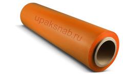 ораньжевая стрейч-плёнка