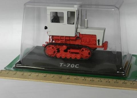 Модель Трактор №50 Т-70С (история, люди, машины)