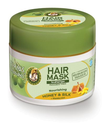 Восстанавливающая маска для волос из Греции ATHENA'S TREASURES 200 мл