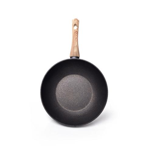 4344 FISSMAN Black Cosmic Сковорода ВОК 24 см,  купить
