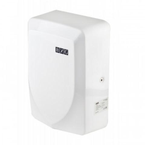 Сушилка для рук электрическая 0,6кВт пластик белый BXG-JET-3100 с UV
