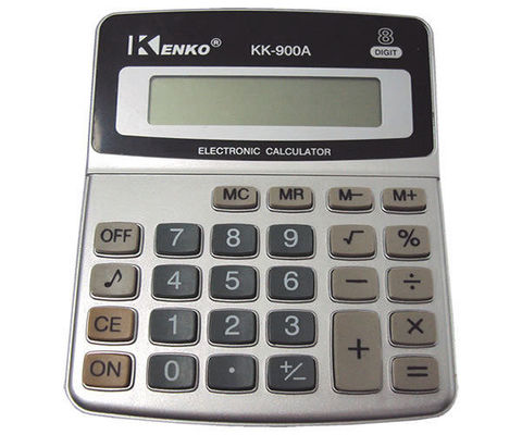 Калькулятор № 900А