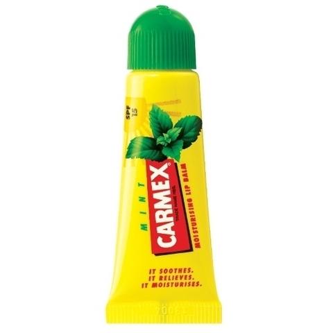 Carmex Бальзам для губ Мятный вкус Mint