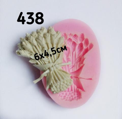 0438 Молд Букет роз